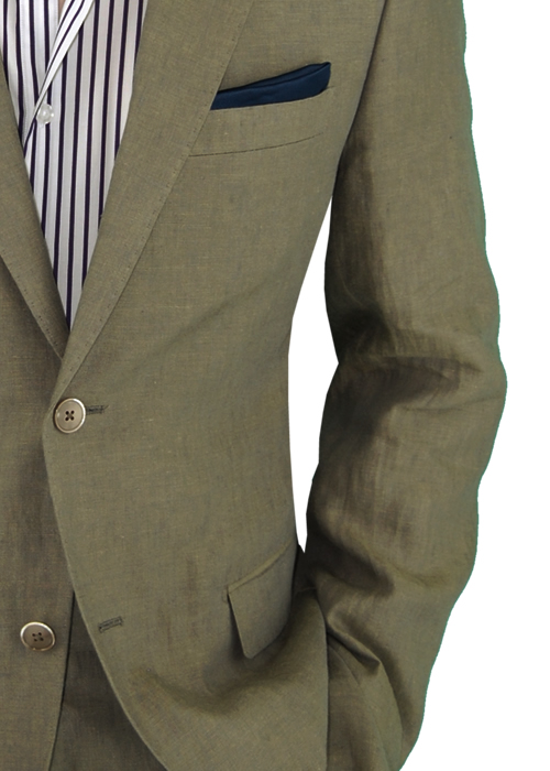 Bianco Brioni Orange Made Italy Lt Olive 300 288 113